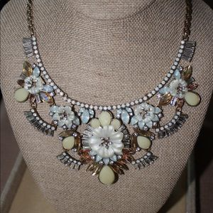 Bella Fiore Statement Necklace